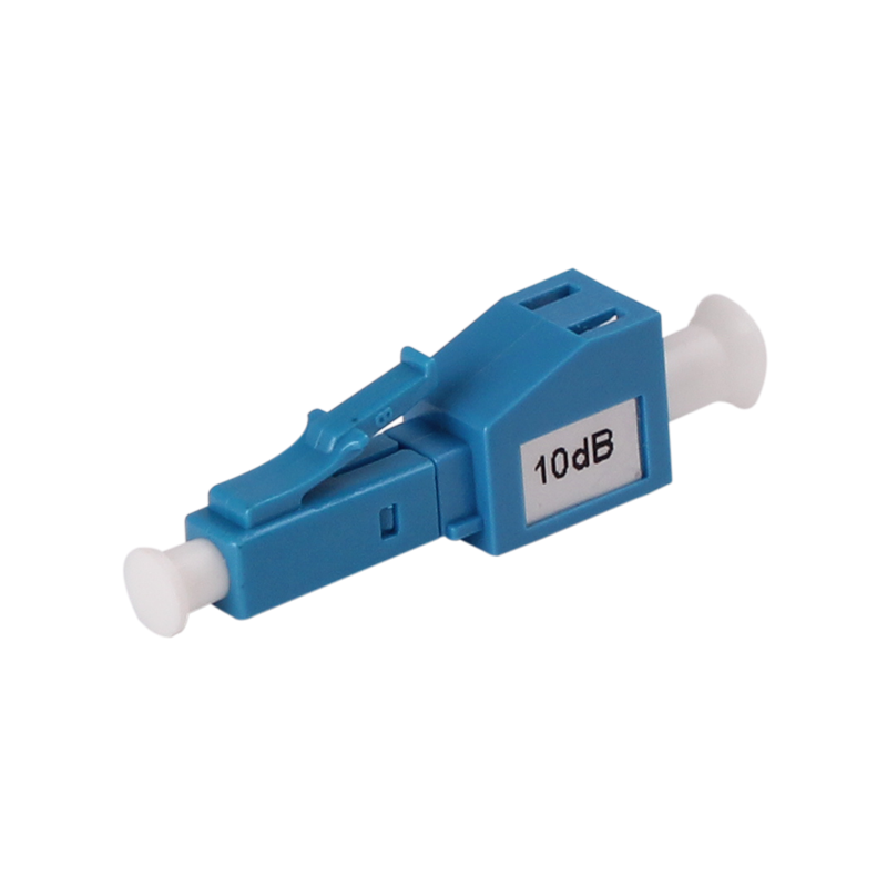 Attenuator LC Connector 10 dB Female to Male Singlemode