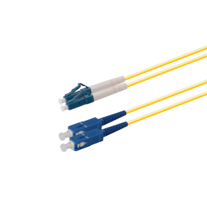 LC-SC-Single-Mode-Fiber-Patch-Cable-Duplex-9-125-3M-PVC-Cable-Jacket