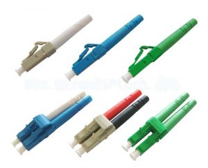 8 types Fiber Optic LC Connector in Fiber Optic InterConnections