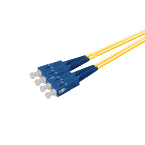 SC-SC Singlemode Duplex Patch Cord 2.0mm 3m
