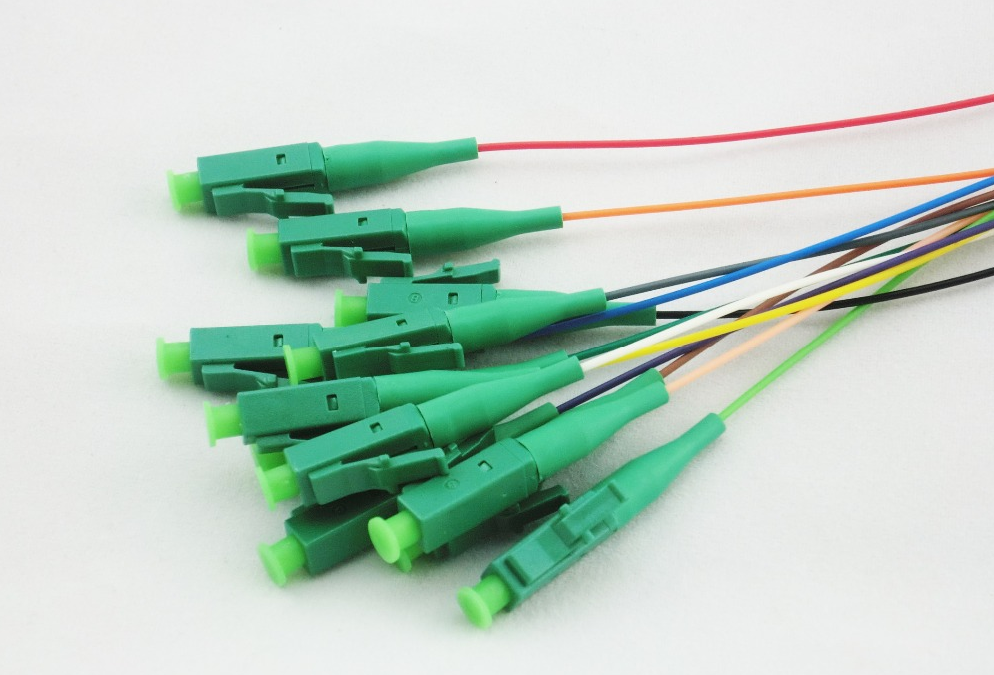 lc fiber connector pigtail most Used Fiber Pigtail Types