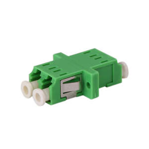 Adapter LC Duplex SM Fiber Optic-Free Sample-Teleweaver