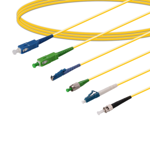 What is the Fiber Optic Single Mode Patch Cord Types