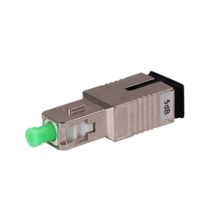 SC/APC Optical Attenuator Female to Male Singlemode 5dB